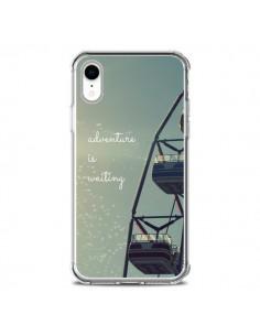 Coque iPhone XR Adventure is waiting Fête Forraine - R Delean