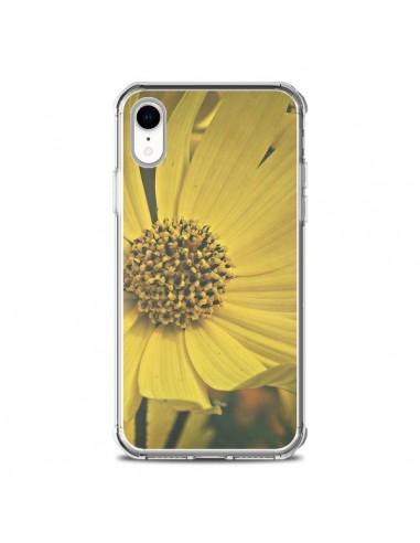 Coque iPhone XR Tournesol Fleur - R Delean