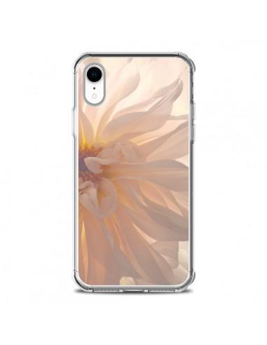 Coque iPhone XR Fleurs Rose - R Delean