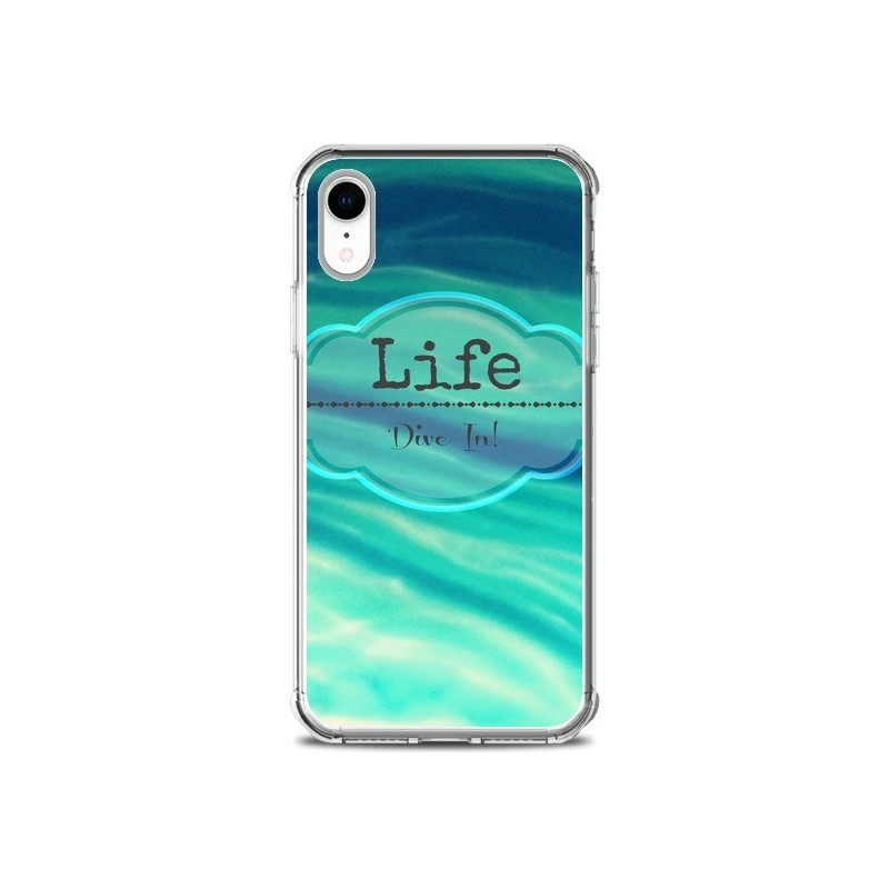 Coque iPhone XR Life - R Delean