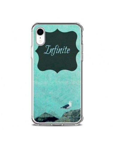 Coque iPhone XR Infinite Oiseau Bird - R Delean