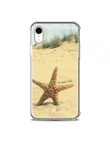Coque iPhone XR Etoile de Mer Plage Beach Summer Ete - R Delean