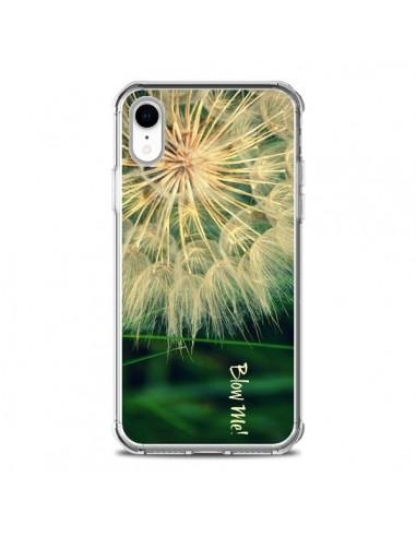 Coque iPhone XR Pissenlit Souffle - R Delean