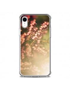 Coque iPhone XR Fleurs Flowers - R Delean