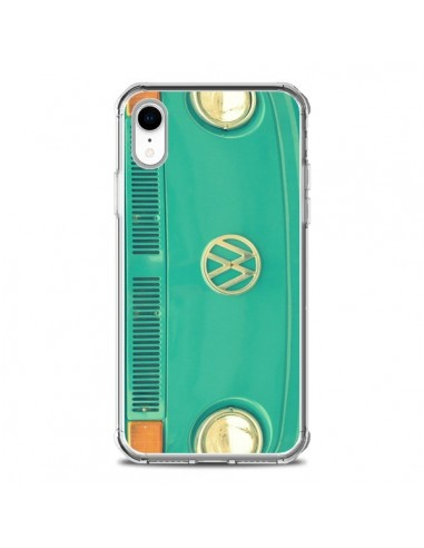 Coque iPhone XR Groovy Van Hippie VW - R Delean