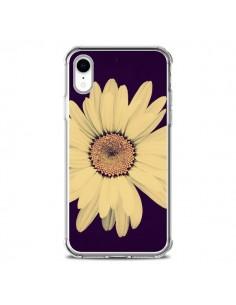 Coque iPhone XR Marguerite Fleur Flower - R Delean