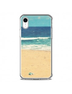 Coque iPhone XR Mer Ocean Sable Plage Paysage - R Delean