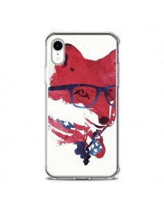 Coque iPhone XR American Fox - Robert Farkas