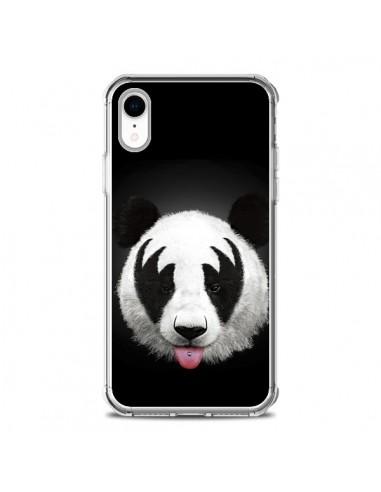Coque iPhone XR Kiss of a Panda - Robert Farkas