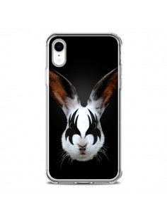 Coque iPhone XR Kiss of a Rabbit - Robert Farkas