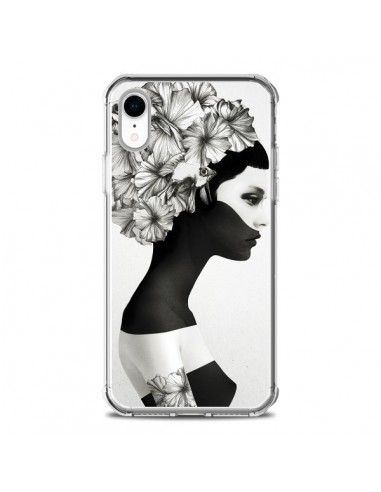 Coque iPhone XR Marianna Fille Fleurs - Ruben Ireland et Jenny Liz Rome