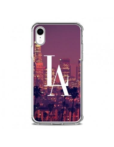 Coque iPhone XR Los Angeles LA - Rex Lambo
