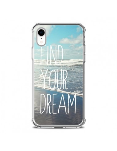 Coque iPhone XR Find your Dream - Sylvia Cook