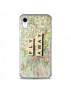 Coque iPhone XR Fly Away - Sylvia Cook