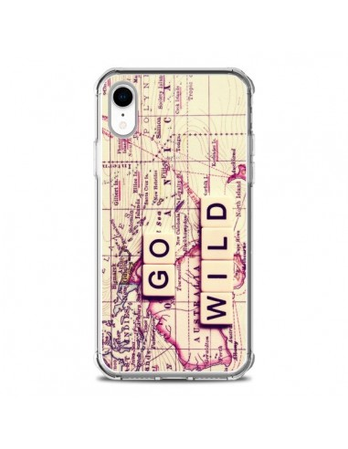 Coque iPhone XR Go Wild - Sylvia Cook