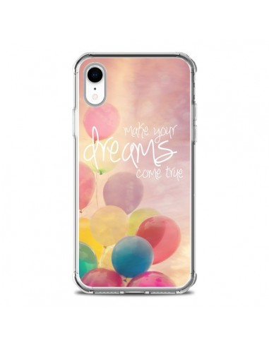 Coque iPhone XR Make your dreams come true - Sylvia Cook