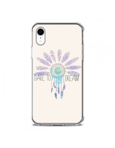 Coque iPhone XR Dare To Dream Osez...
