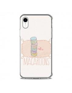 Coque iPhone XR Macaron Gateau - Sara Eshak