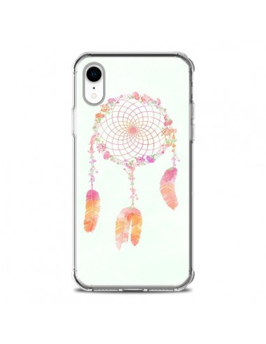 Coque iPhone XR Attrape-rêves Multicolore - Sara Eshak