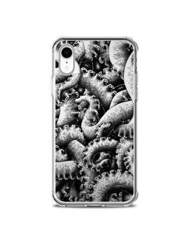 Coque iPhone XR Tentacules Octopus...