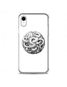Coque iPhone XR Boule Tentacule Octopus Poulpe - Senor Octopus