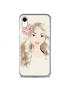 Coque iPhone XR Girlie Fille - Tipsy Eyes