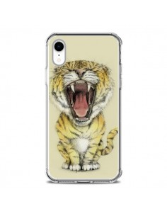 Coque iPhone XR Lion Rawr - Tipsy Eyes
