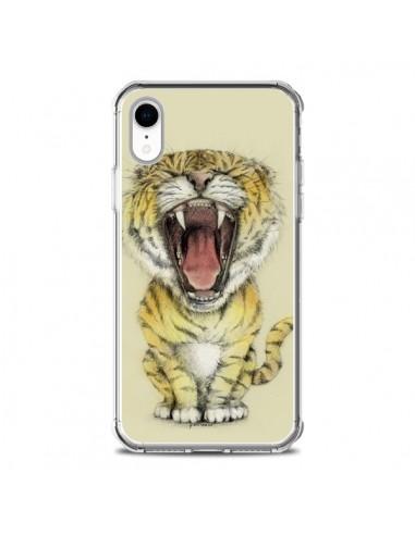 Coque iPhone XR Lion Rawr - Tipsy Eyes
