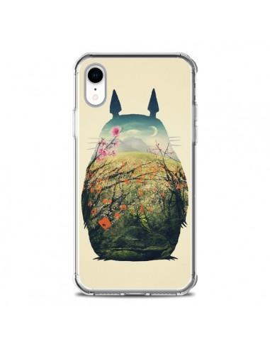 Coque iPhone XR Totoro Manga - Victor Vercesi