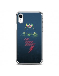 Coque iPhone XR Dark Vador - Victor Vercesi
