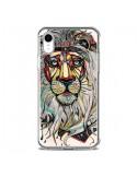 Coque iPhone XR Lion Leo - Felicia Atanasiu
