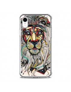 Coque iPhone XR Lion Leo - Felicia Atanasiu