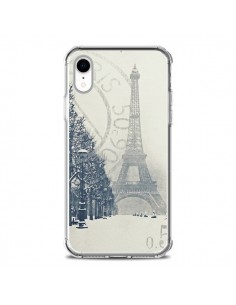 Coque iPhone XR Tour Eiffel - Irene Sneddon