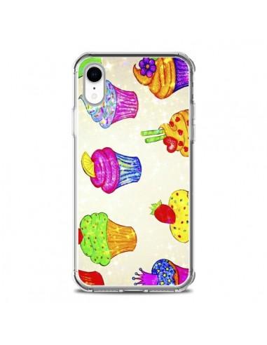 Coque iPhone XR Sweet Cupcake - Ebi...