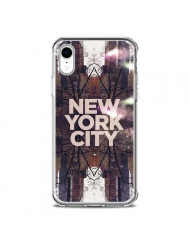 Coque iPhone XR New York City Parc -...