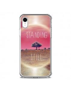 Coque iPhone XR Standing Still Paysage - Javier Martinez