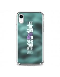 Coque iPhone XR Sunshine Vert - Javier Martinez