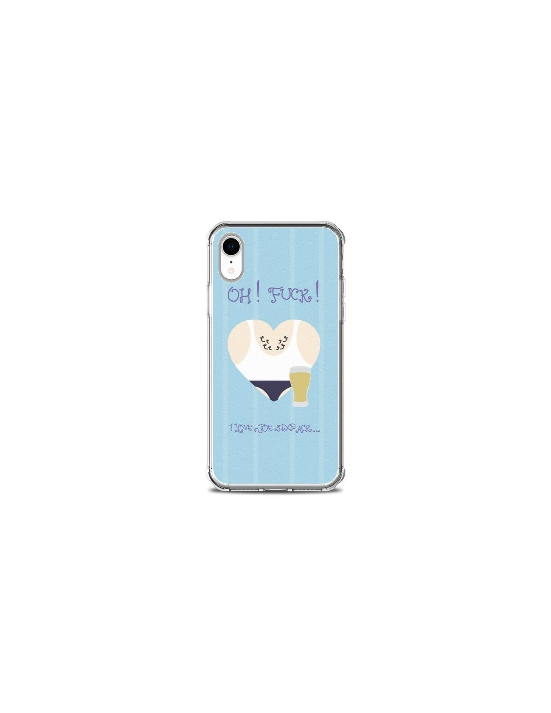 coque amour iphone xr