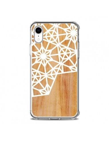 Coque iPhone XR Frozen Stars Etoile...