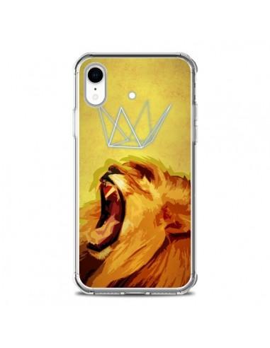 Coque iPhone XR Lion Spirit -...