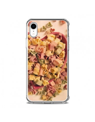 Coque iPhone XR Pates Coeur Love Amour - R Delean