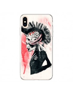 Coque iPhone XS Max Punk - Ali Gulec