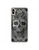 Coque iPhone XS Max Skull Lace Tête de Mort - Ali Gulec