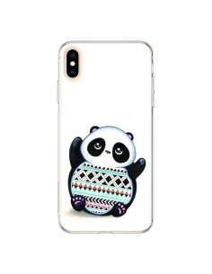 Coque iPhone XS Max Panda Azteque - Annya Kai