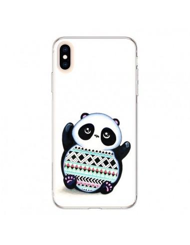 Coque iPhone XS Max Panda Azteque - Annya Kai