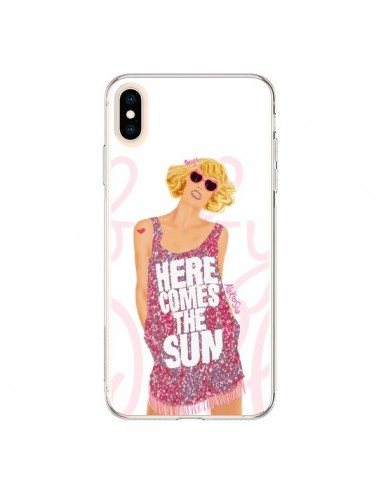 Coque iPhone XS Max Baby Doll - AlekSia