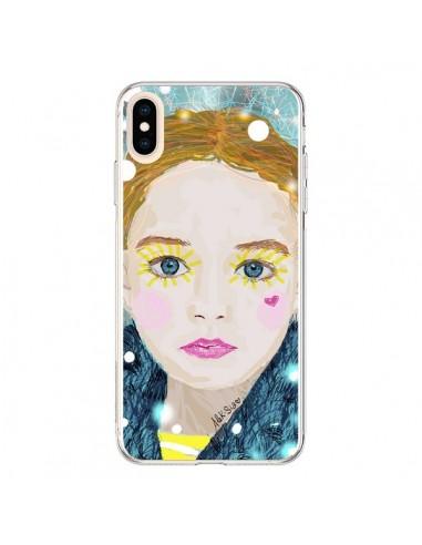 Coque iPhone XS Max Little Girl - AlekSia