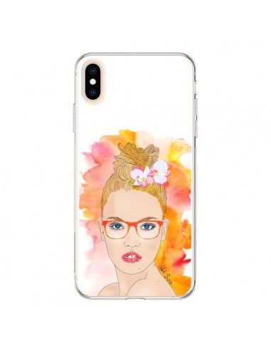 Coque iPhone XS Max I Look At You - AlekSia