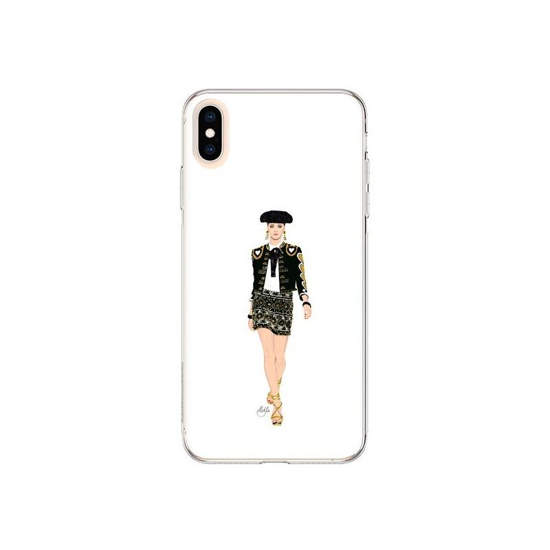 Coque iPhone XS Max Catwalk Femme Fashion - AlekSia