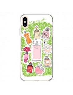 Coque iPhone XS Max Le Parfum - AlekSia